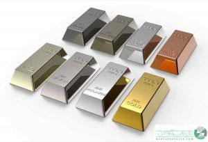 پکیج شناسایی فلزات گران بها