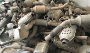 ضایعات کاتالیزور بازیافت ضایعات کاتالیزور