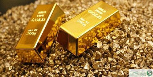 استخراج طلا از معدن