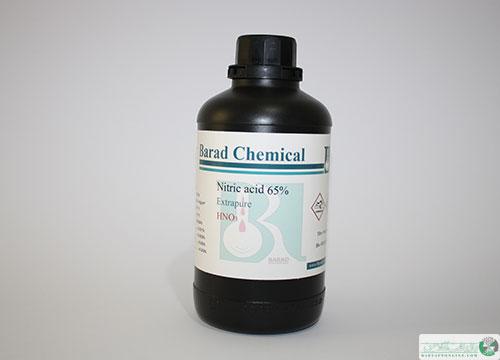 فروش اسید نیتریک آزمایشگاهی