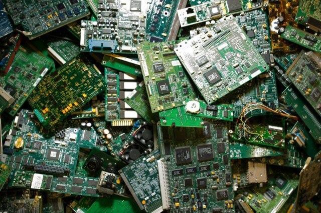 خرید ضایعات الکترونیکی