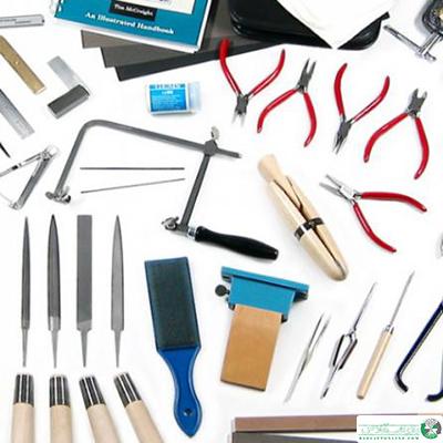 ابزار آلات برای استخراج طلا در خانه