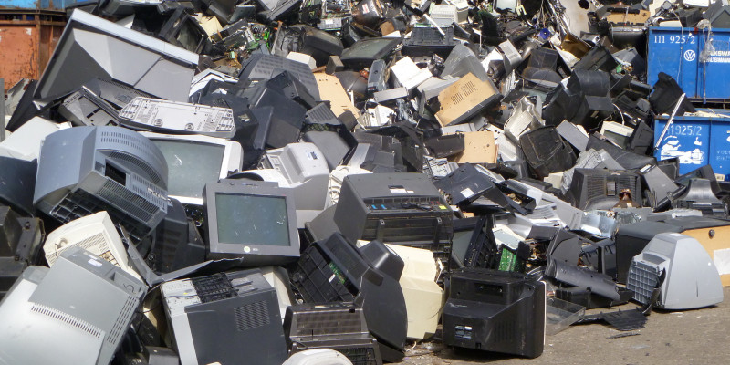 دستگاه های الکترونیکی قدیمی حاوی طلا