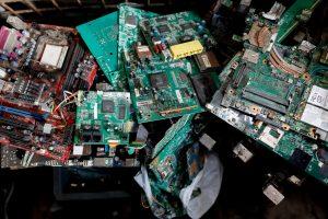 بازیافت طلا از لپ تاپ ها
